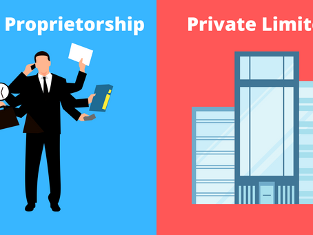 Private Limited vs Sole Proprietorship - Which is For You?