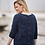 Thumbnail: Hayfield 10075 Button Back Aran Sweater Knitting Pattern