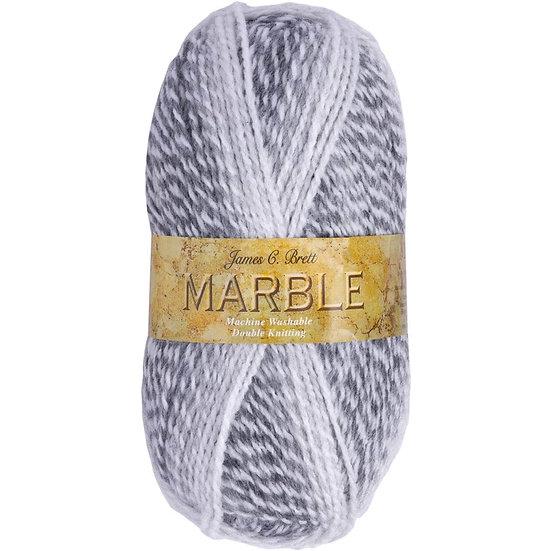 James C. Brett Marble Double Knit 100g