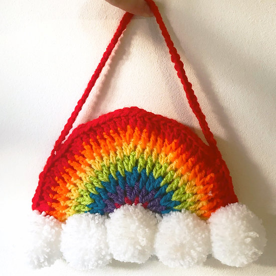 Rainbow Crochet Kit Version 2.0
