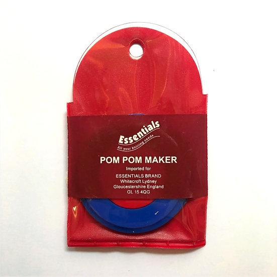 Essentials Pom Pom Maker