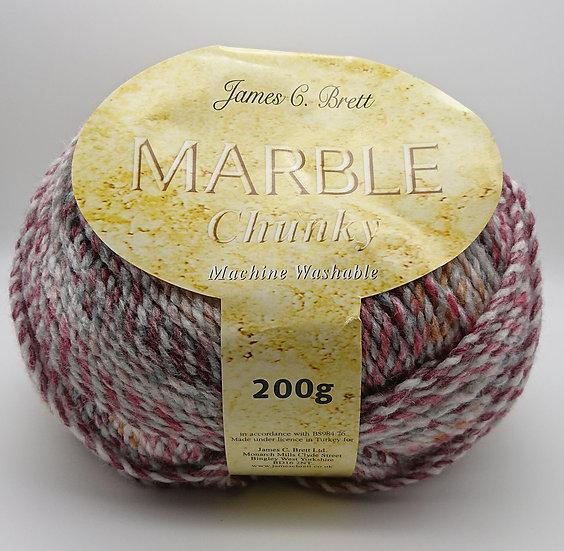 James C. Brett Marble Chunky 200g