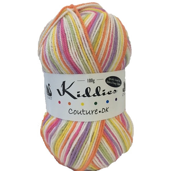 Cygnet Kiddies Couture Prints Double Knit