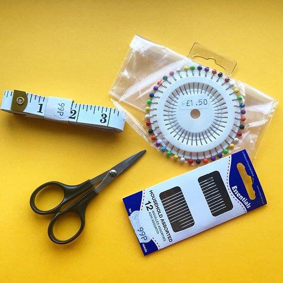 Beginner's Sewing Kit