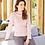 Thumbnail: Sirdar 10085 Ladies High Neck Sweater Double Knitting Pattern