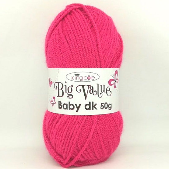 King Cole Big Value Double Knit 50g
