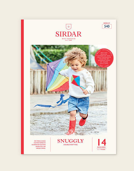 Sirdar Children's Happy Days Brights Double Knitting Pattern Book