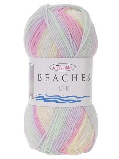 King Cole Beaches Double Knit