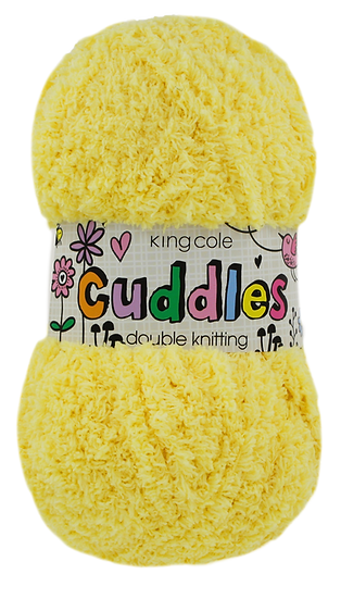 King Cole Cuddles Double Knit 50g