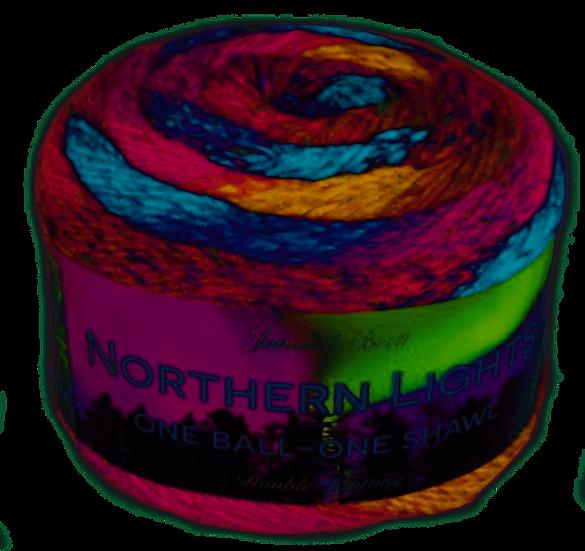 James C. Brett Northern Lights Double Knit