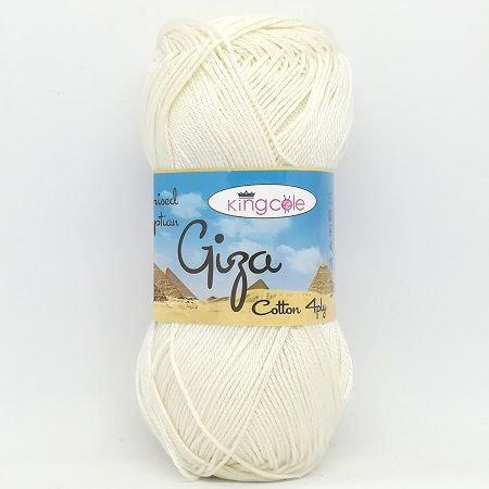 King Cole Giza Cotton 4 Ply