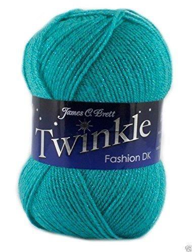 James C. Brett Twinkle Double Knit