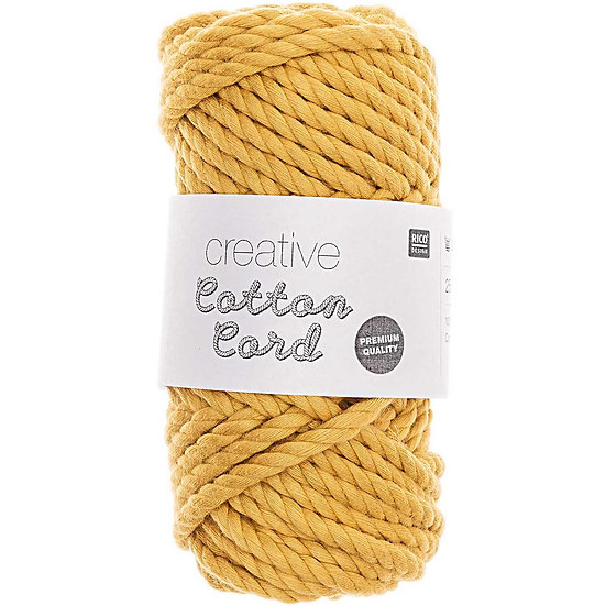 Rico Creative Cotton Macrame Cord