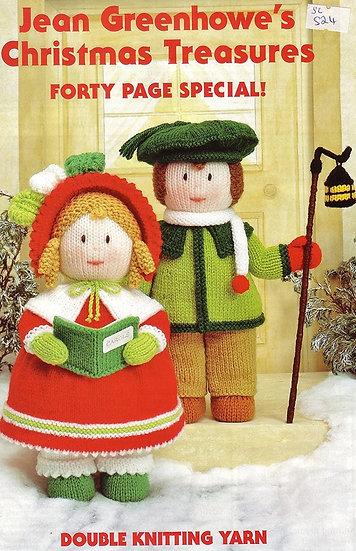 Jean Greenhowe's Christmas Treasures