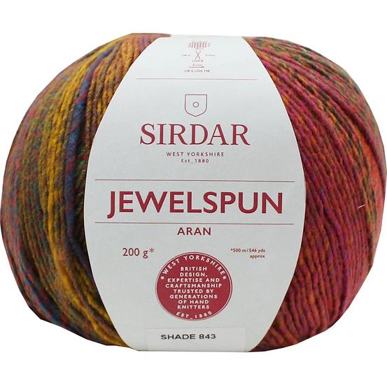Sirdar Jewelspun Aran