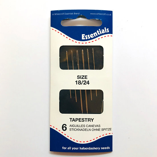 Essentials Tapestry Hand Sewing Needles