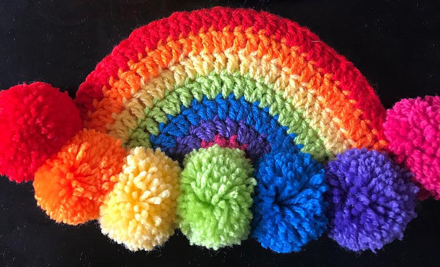 Rainbow Crochet Kit Version 1.0