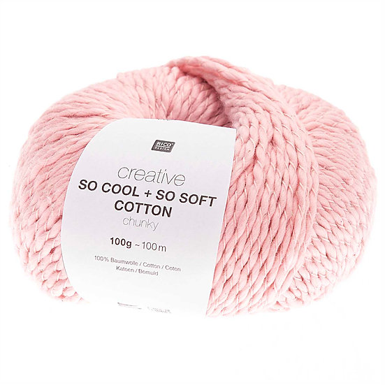 Rico Creative So Cool So Soft Cotton Chunky