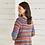 Thumbnail: Sirdar 10026 Open Front Aran Cardigan Knitting Pattern