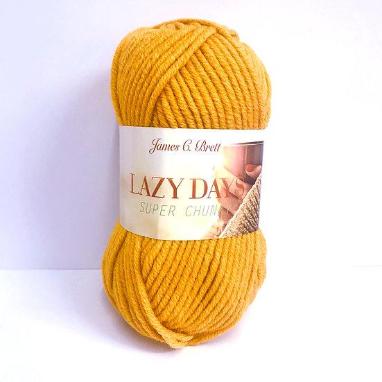 James C. Brett Lazy Days Super Chunky
