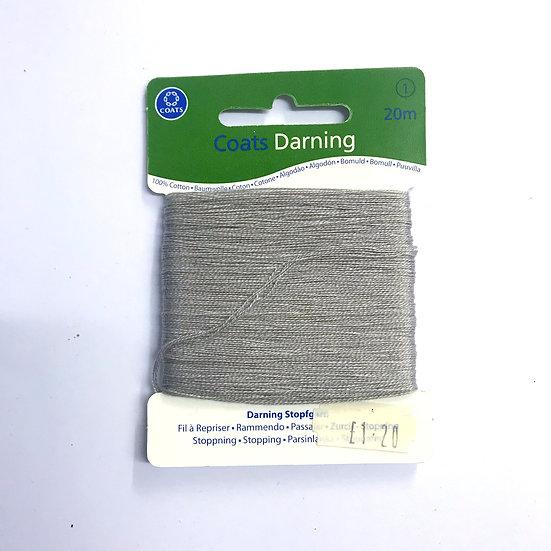 Coats Darning / Mending Cotton 20m
