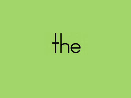 "How to Pronounce ""the"""