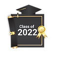 —Pngtree—class of 2022 with gold_6335757.png