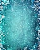 Teal Snowflakes.jpg
