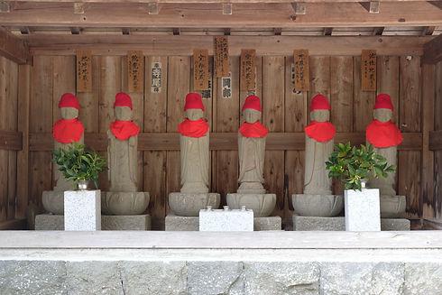 十輪寺 六地蔵菩薩
