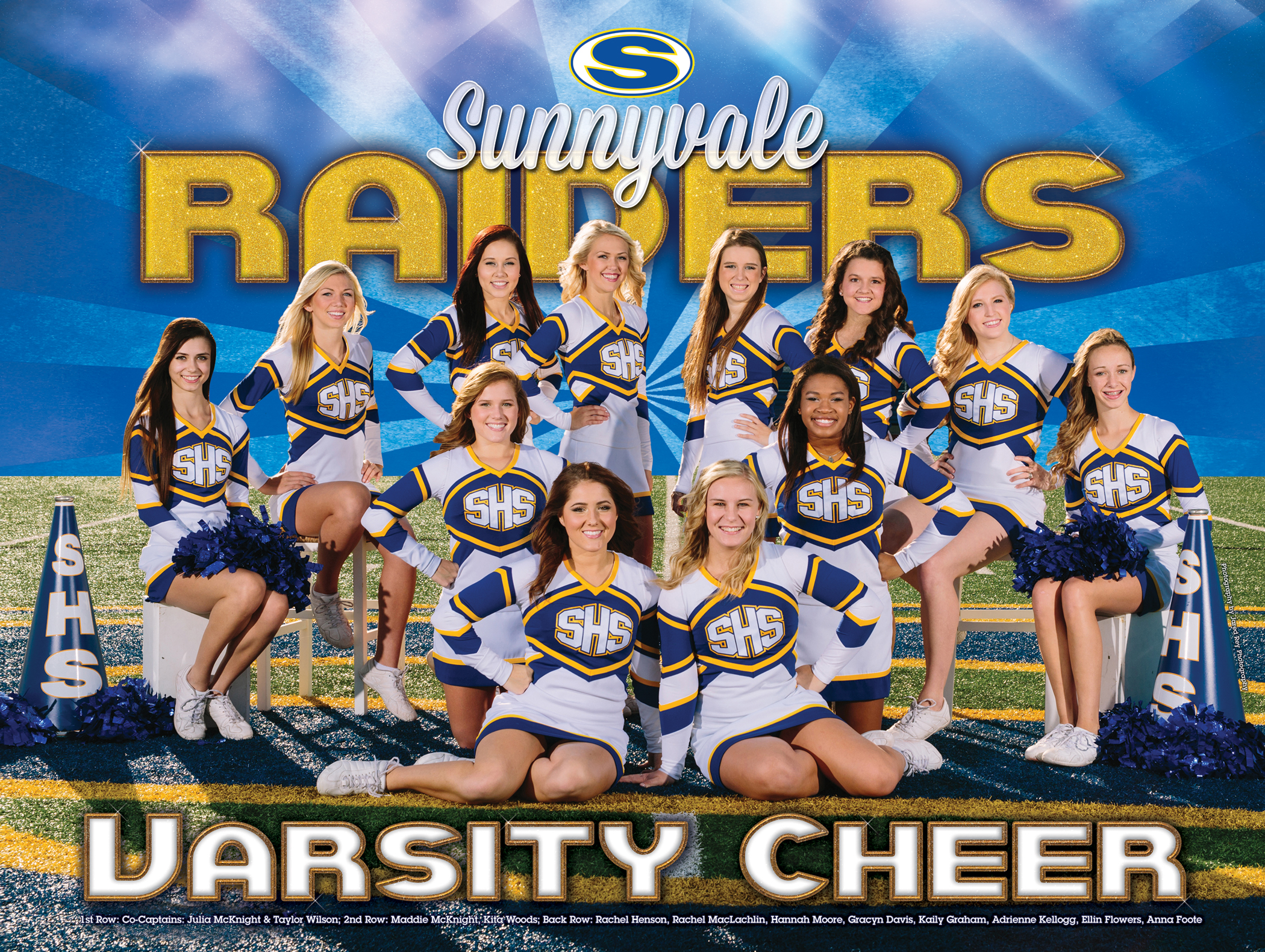 Cheer Poster