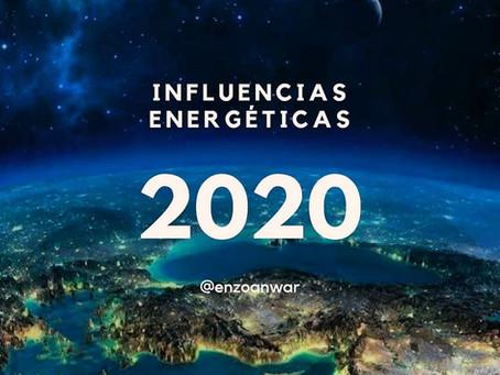 Energías Año 2020