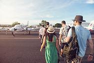 126485-56 Fly to Bathurst Island - Touri