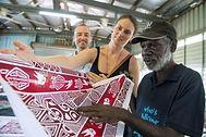 126460-56 Tiwi Islands Annual Art Sale -