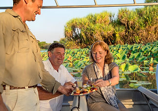 Enjoy Luxury Tours and Sighseeing around Darwin and the Top End