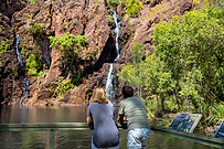Wangi Falls, Litchfield National Park, Darwin NT