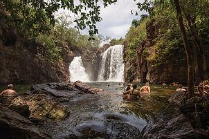 Florence Falls, Litchfield National Park, Darwin NT