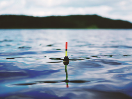 How to fish with a bobber