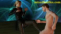 ballerina ballbusting CFNM female domination sister beats brother