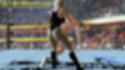 Leotard CFNM mixed wrestling arm twisting femdom erotic fighting