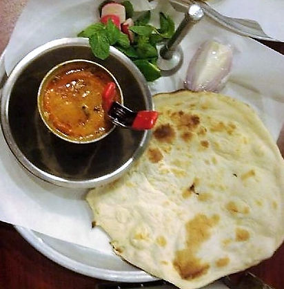 Persian Traditional Food Named DIZI
