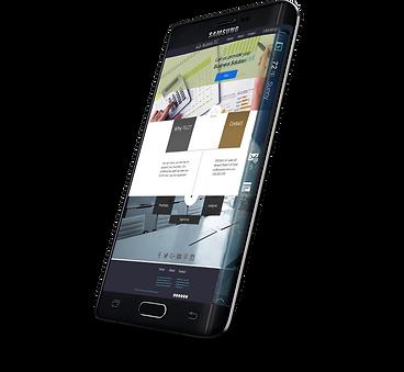 an smart phone