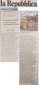 07 31 2021  LA REPUBBLICA In viaggio tra buoni e cattivi maestri di Nicola Gallino oriz .j