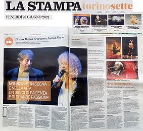 2021 06 25 LA STAMPA - TORINO SETTE  int