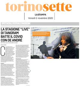 11 06 20 TORINO SETTE La stagione live d