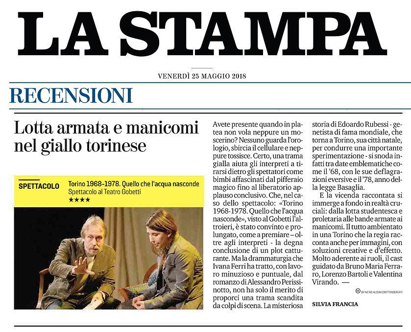 Rassegna stampa Silvia Francia