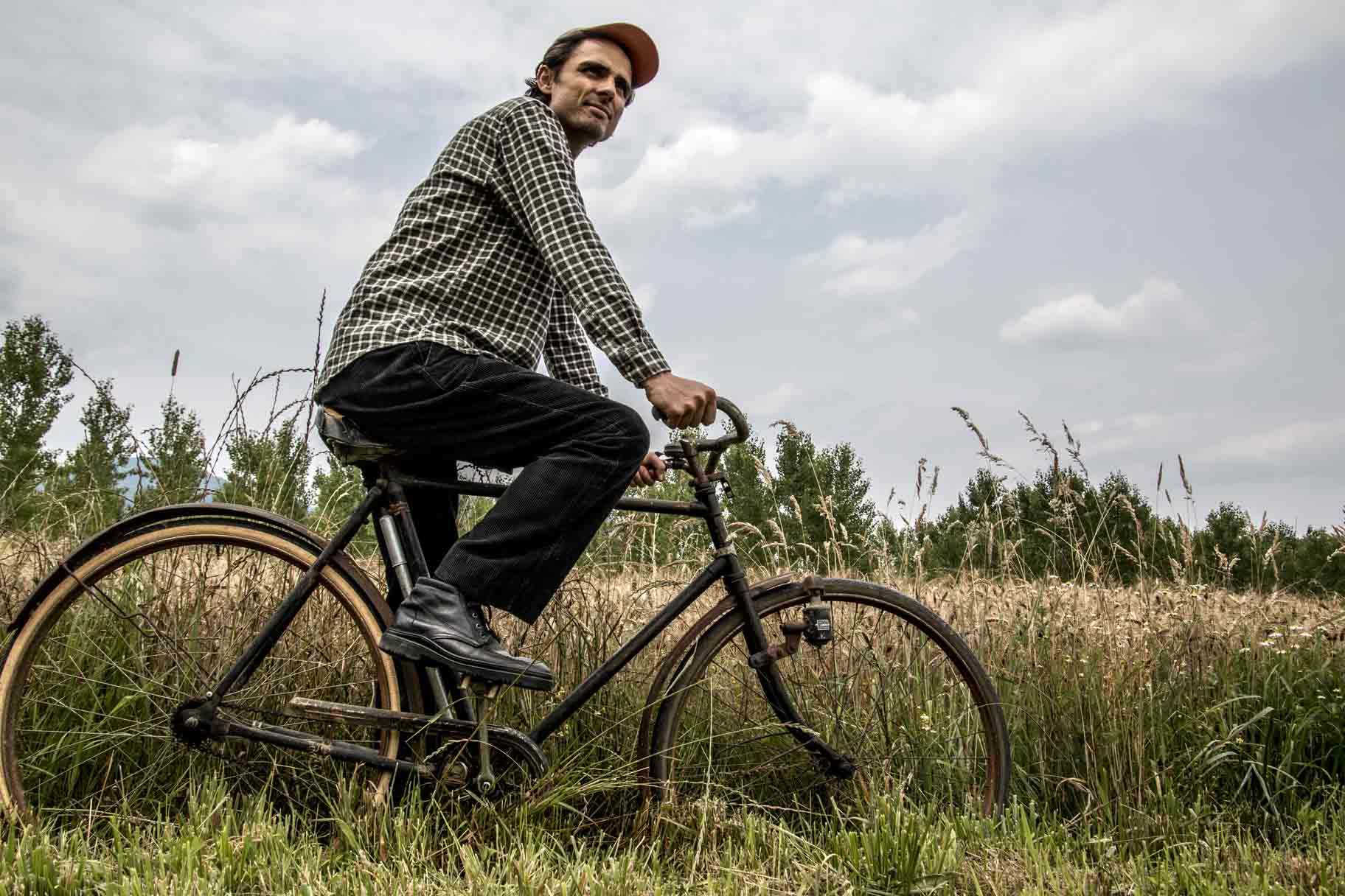 Mi abbatto e sono felice di Mulino ad arte - nella foto Daniele Ronco