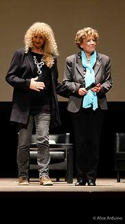 Dacia Maraini e Ivana Ferri