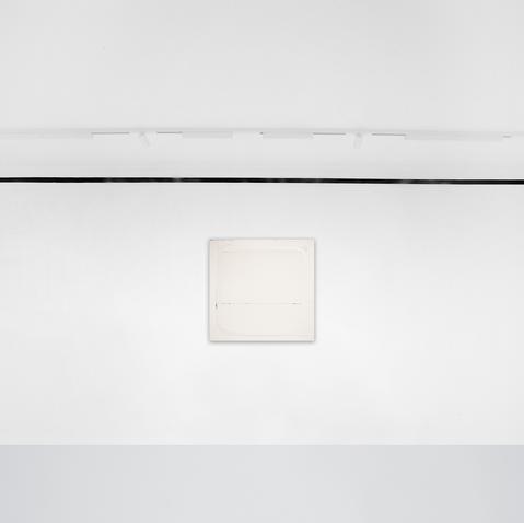 Bianco cromatico acuto, 1990