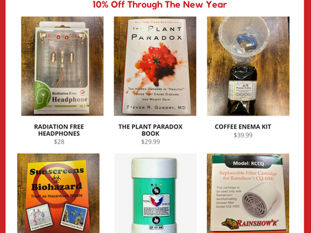 DOCS Natural Health Gift Guide 2020