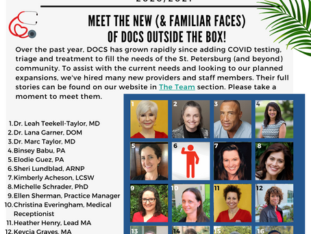 DOCS Year in Review & What's Next for DOCS Outside the Box!